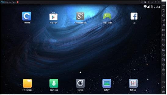 NOX player - Best Android Emulators