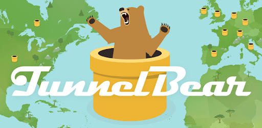 Tunnel bear - Best VPN apps for android