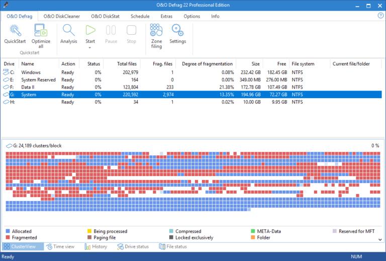 best free defrag software