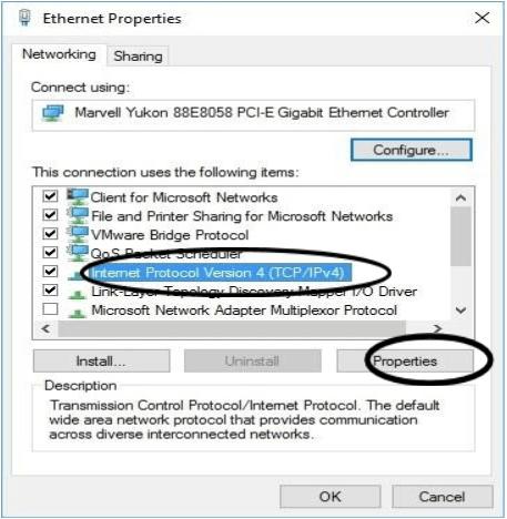 dns server is not responding windows 10