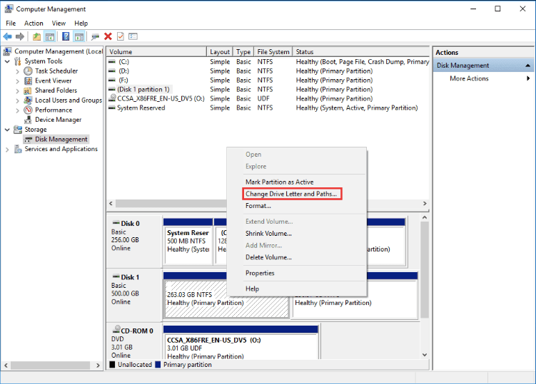 Fix SSD Not Showing up
