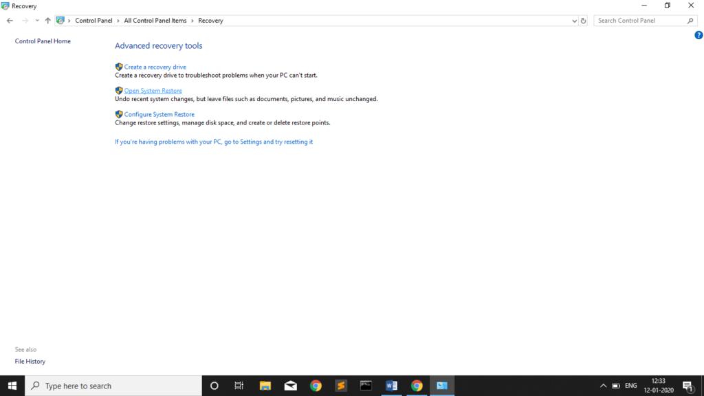 Whea Uncorrectable Error in Windows 10