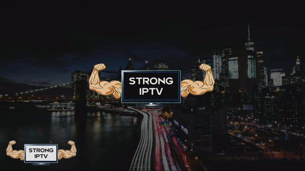 Strong IPTV - IPTV apps iphone
