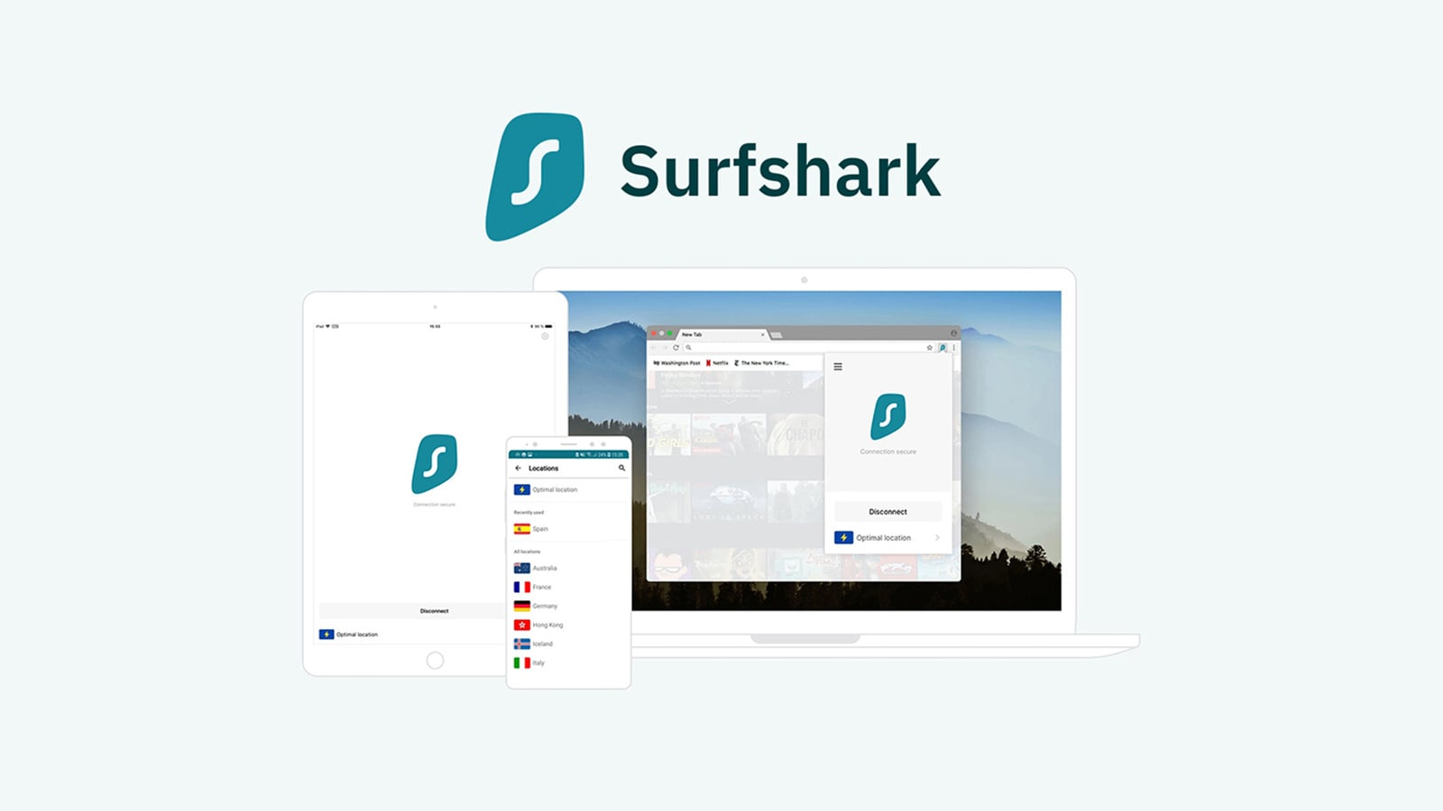 Surfshark VPN Review
