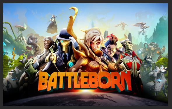 Battleborn - Overwatch alternative