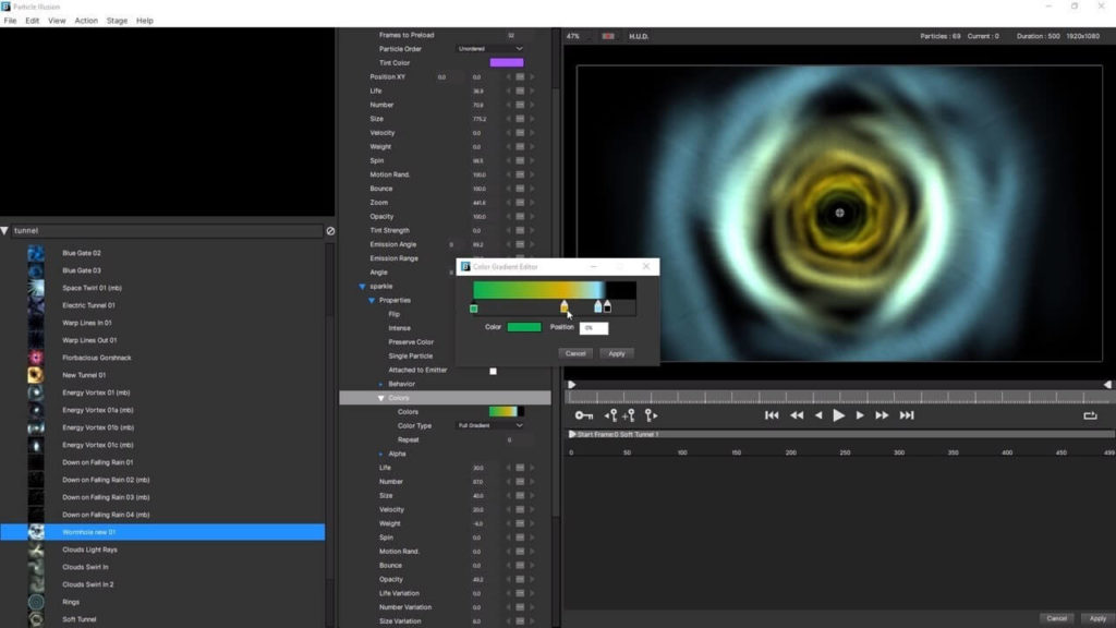 after effects similar software