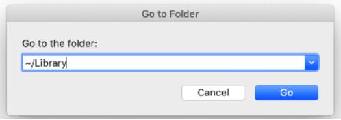 find storage on mac
