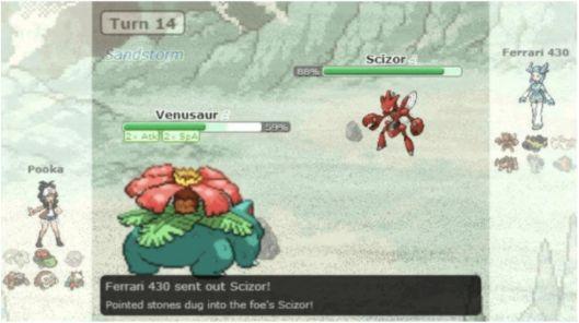 Pokémon Showdown