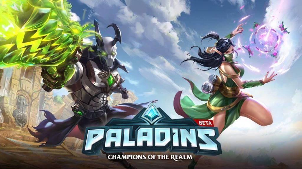 paladins - Games like overwatch