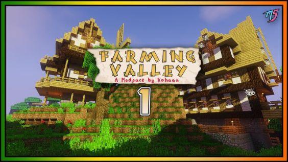 Farming valley- Minecraft Modpack
