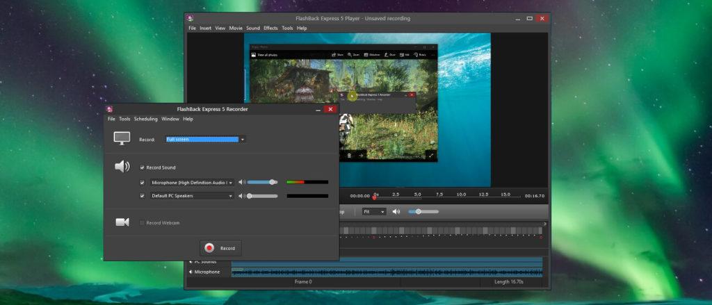 flashback video editor