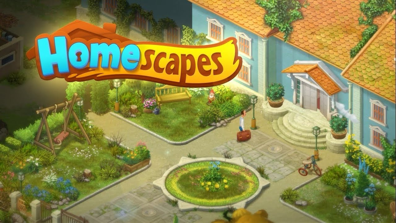 Best Games like Homescapes