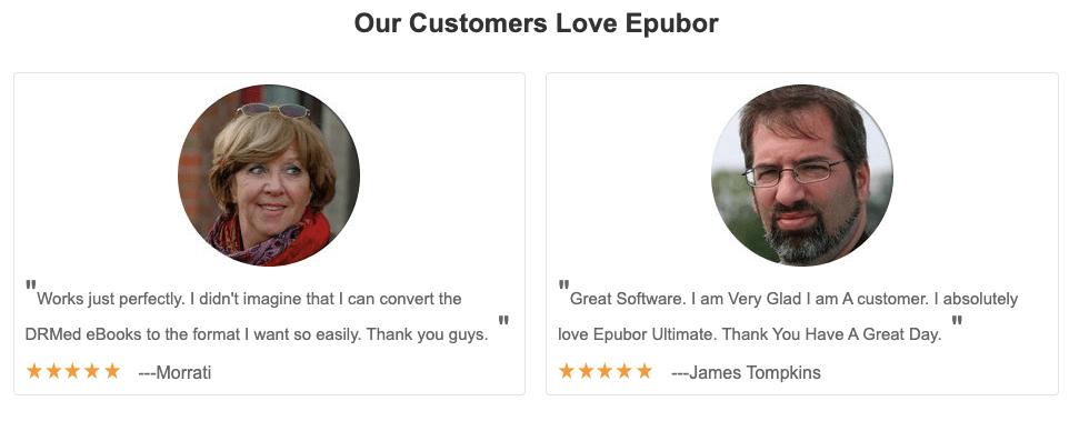 Is Epubor Ultimate safe