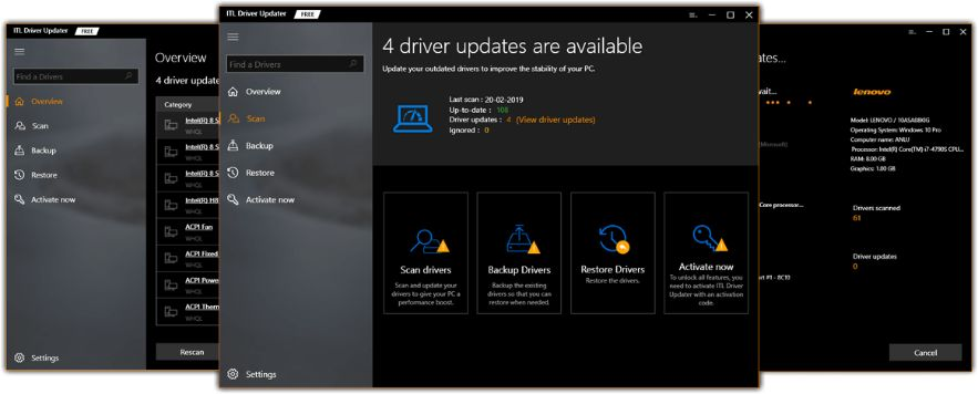 Driver easy alternatives