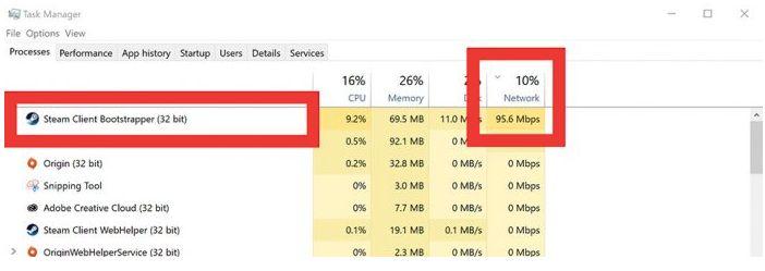Steam Client Bootstrapper High CPU Problem
