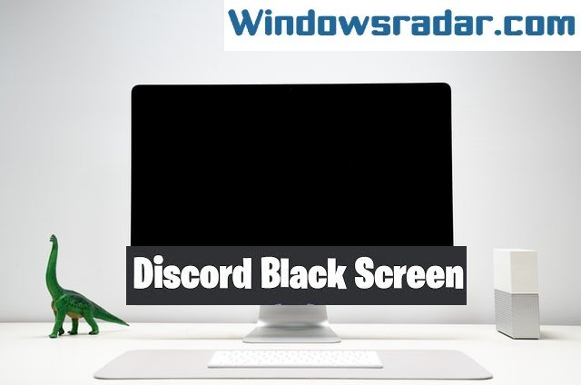 Discord Screen Share with a Black Screen
