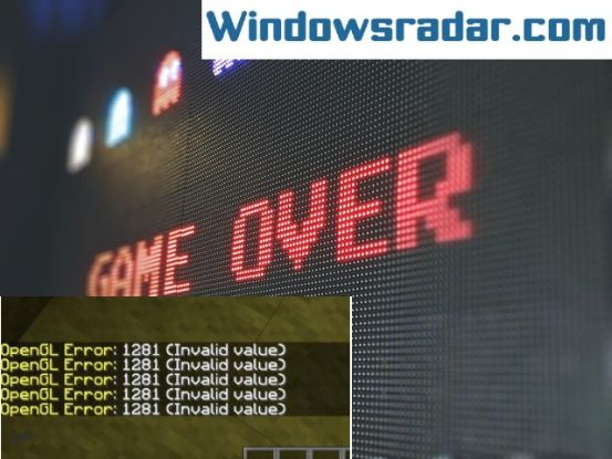 How to Fix OpenGL Error 1281