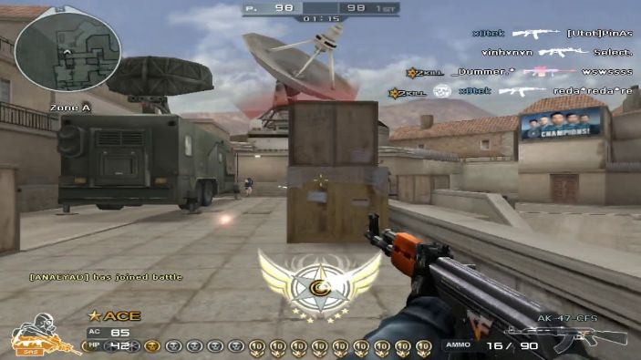Best Free First Person Shooter PC Games