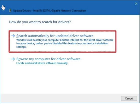 Update USB Drivers in Windows 10 by using Device Manager