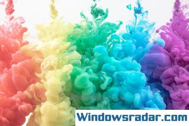 Change Taskbar Color in Windows 10