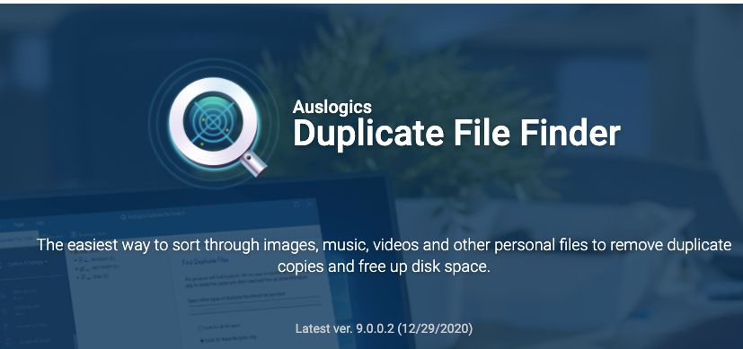 Auslogics Duplicate Finder