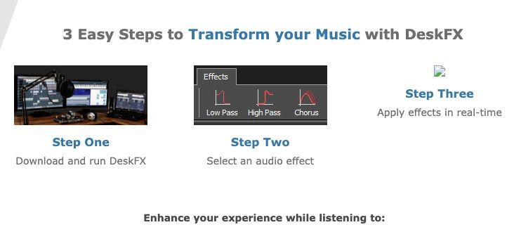 DeskFX Audio Enhancer