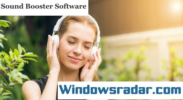 Best Free Sound Booster Software
