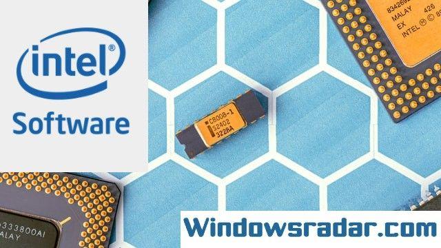 Update Intel Drivers in Windows 10