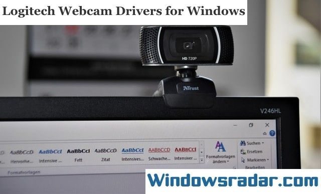 Logitech Webcam Drivers for Windows 10