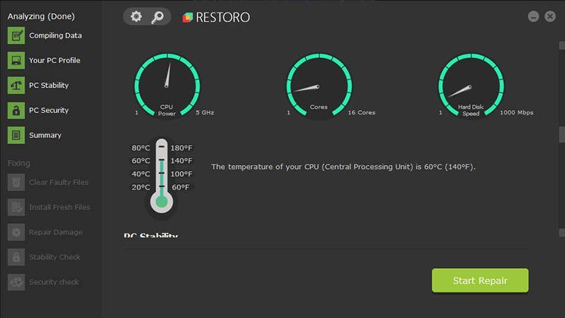 PC Repair Tools For Windows