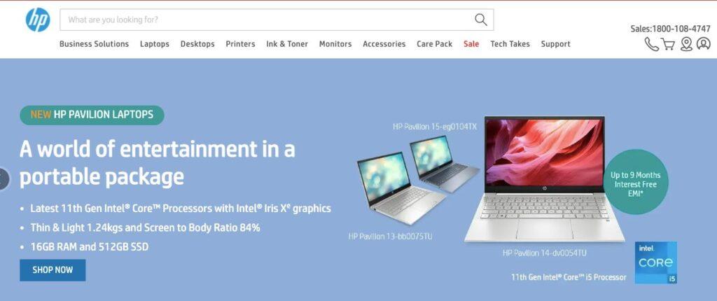 HP Laptop Drivers Download