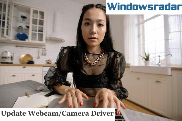 Webcam/Camera Driver Windows 10