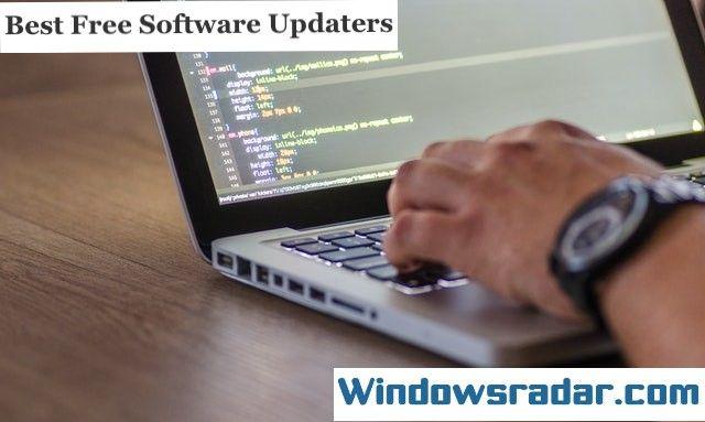 Best Free Software Updater