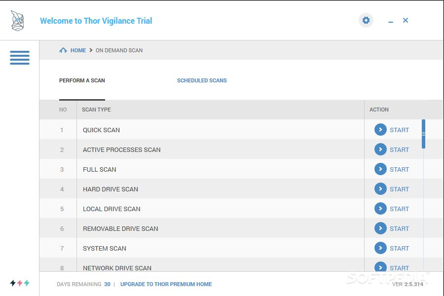 Thor Software Updater