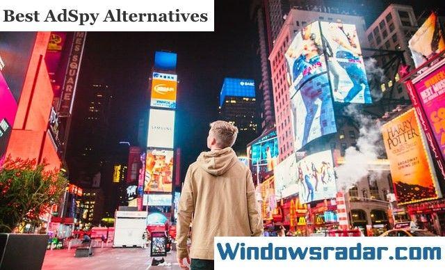 AdSpy Alternatives
