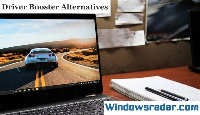 Best Driver Booster Alternatives