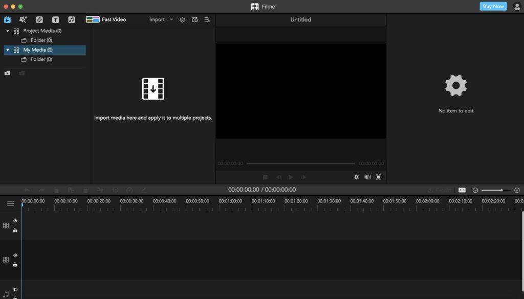 Filme Video Editor Review