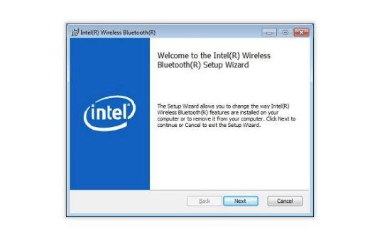 Intel Wireless Bluetooth
