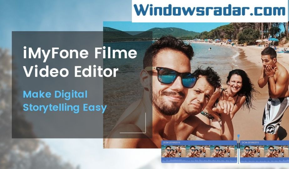 iMyFone Filme Video Editor Review