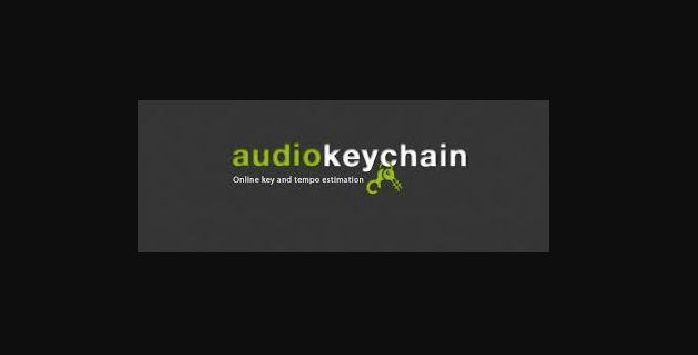 Audio Key Chain