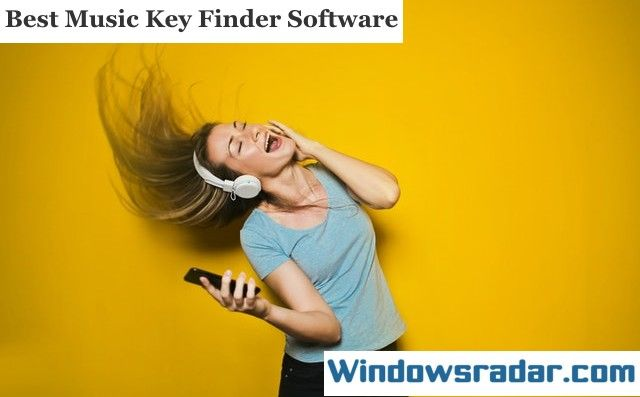 Best Free Music Key Finder Software