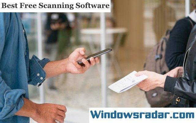 Best Free Scanning Software For Windows