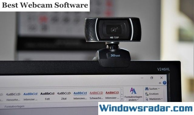 Best Webcam Software For Windows 10
