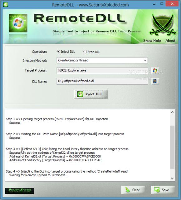 Remote DLL