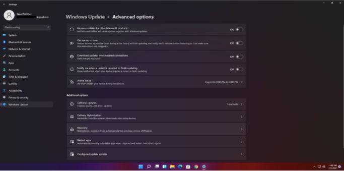 Windows Update module